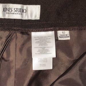 Jones Studio Pants - Jones Studio Straight Leg Pants